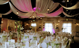 Springfort Hall - Reception Hall