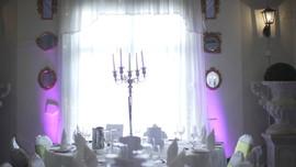 Springfort Hall - Head Table
