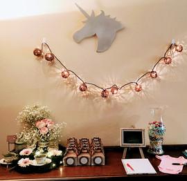 Unicorn Wishes - Baby Shower
