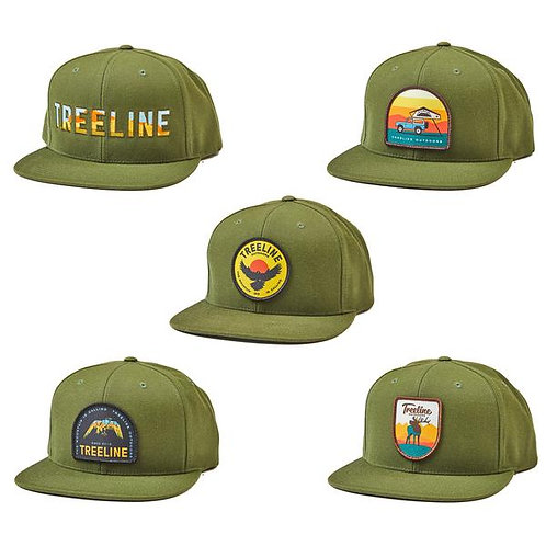 Treeline Ranger Olive Hat