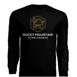 RMO Black Cooling Sun Shirt