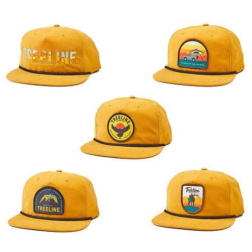 Treeline Old School-Biscuit Hat
