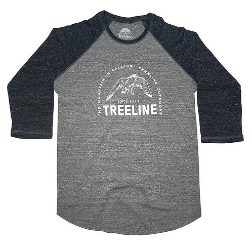 Treeline Osprey 3/4 Tee