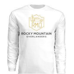 RMO White Cooling Sun Shirt