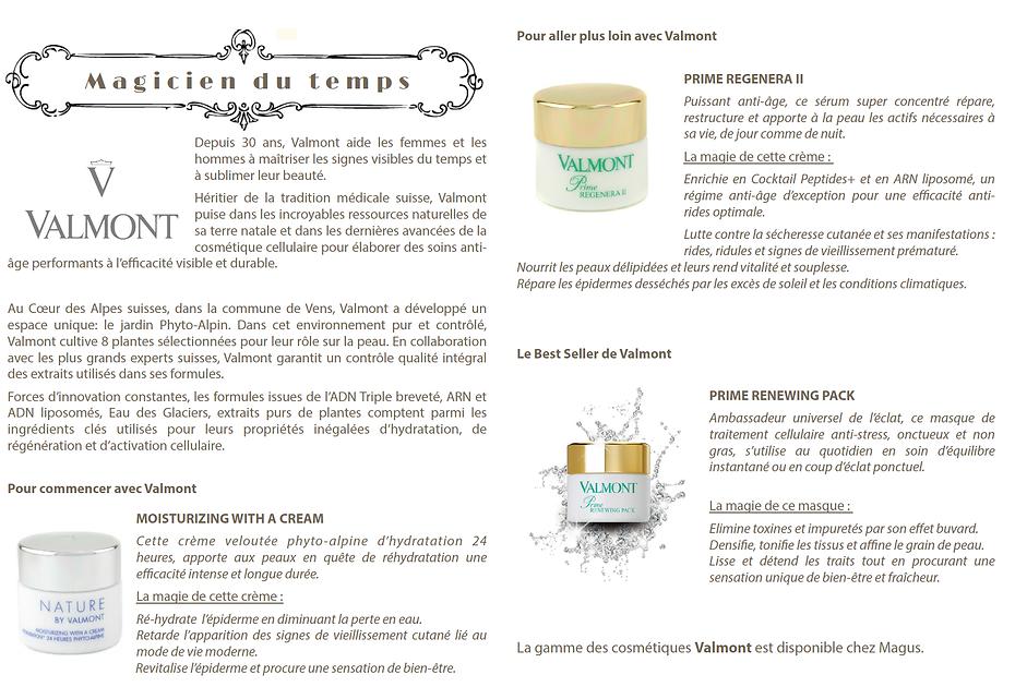 Institut de beaute boutique cosmetiques Magus Roquefort les Pins
