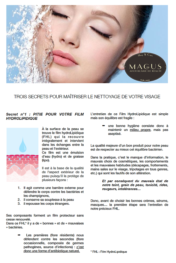 Magus secrets beauté beauty salon Roquefort les Pins