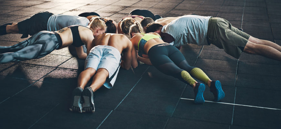 Group Fitness - max 5