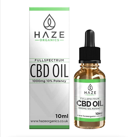 10ml CBD Oil (Full Spectrum 10%)