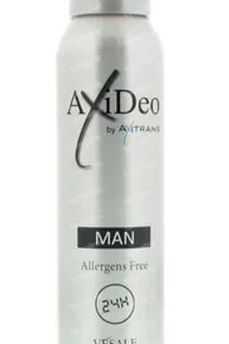 AxiDéo Man, déodorant transpirant