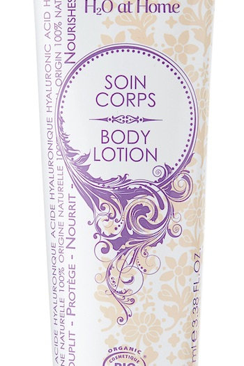 Soin corps H20 at Home