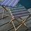 Thumbnail: Pliant tabouret ou table d'appoint