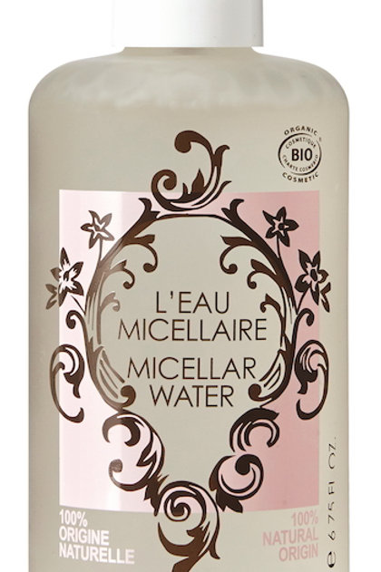Eau micellaire H20 at home