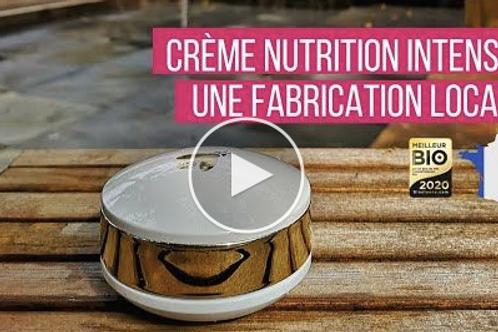 Crème nutrition intense