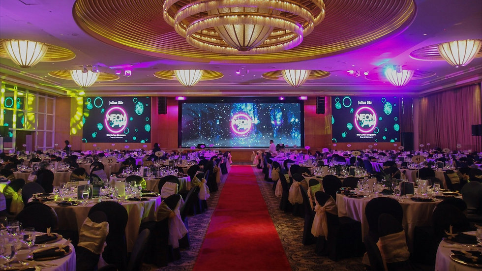 top event company event planner event organiser singapore