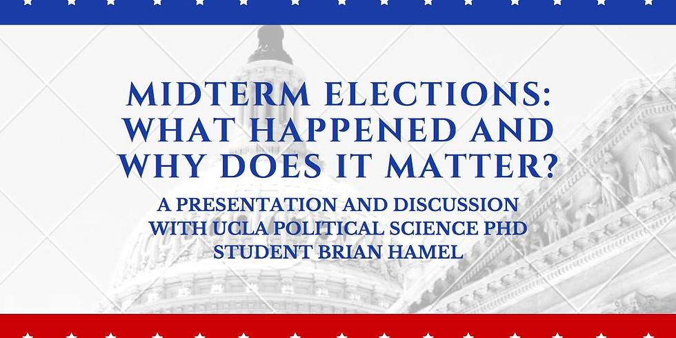 Midterm Elections: What happened and why does it matter?