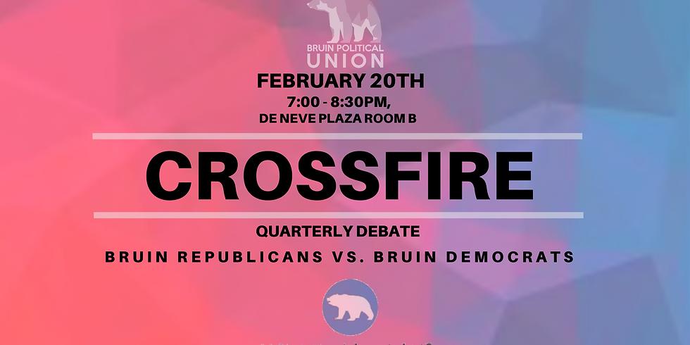 CrossFire: Bruin Democrats vs. Bruin Republicans