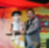 Ventriloquist puppet show fringe activity roving talent entertainment best singapore kids birthday party corporate event company