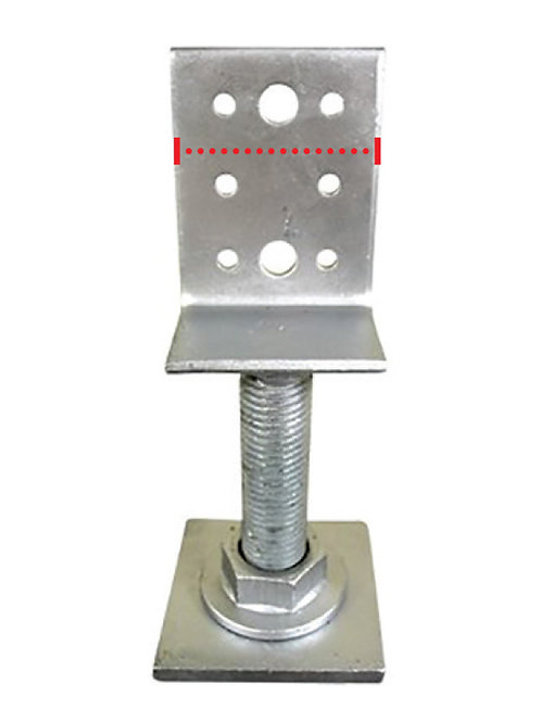 Weld on Pile Top - Vertical Small