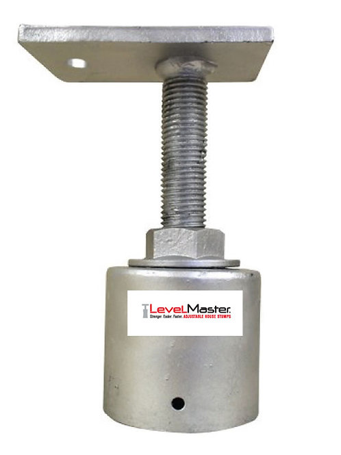 Screw on Round Pile Top - End of Bearer