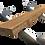 Thumbnail: Hardwood Stair Treads