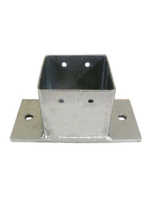 Cast Inground Post Base Plate