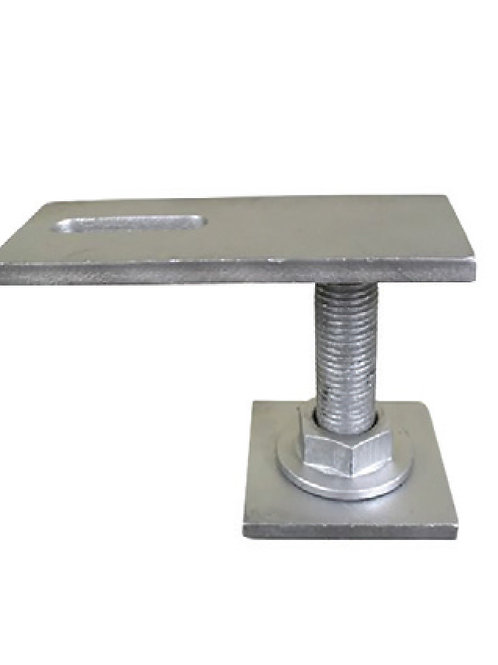 Weld on Pile Top - End of Bearer Slotted