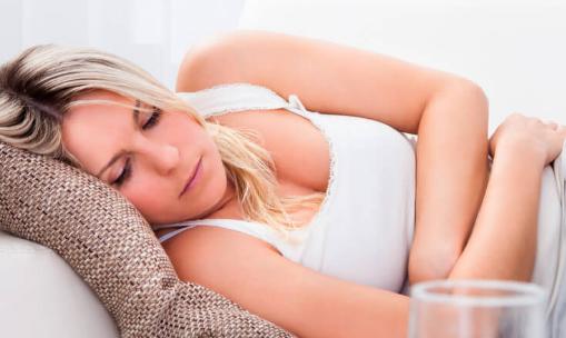 Рис. 1. Диарея - неприятный и тягостный симптом.