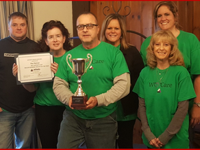 The Patriot receives 2017 Affinity Cup, Personal Care Home Award