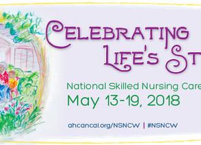 2018 National Skilled Nursing Care Week