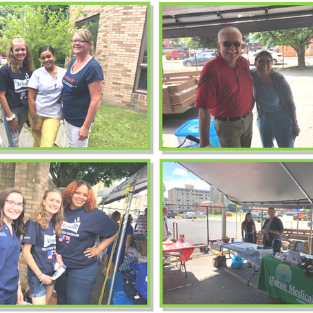The Atrium Hero Cookout – Thanking Our Veterans