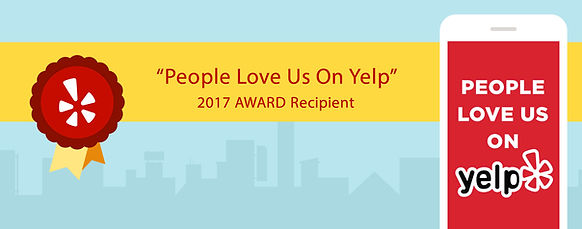 2017 Yelp Award Recipient