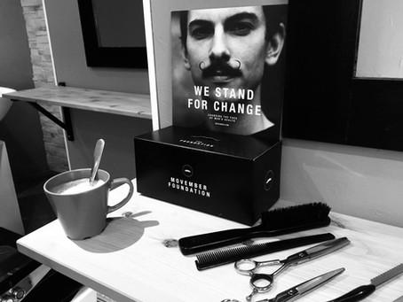 Soutenez le Movember