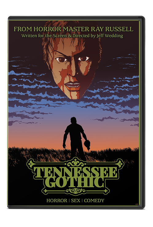 Tennessee Gothic DVD
