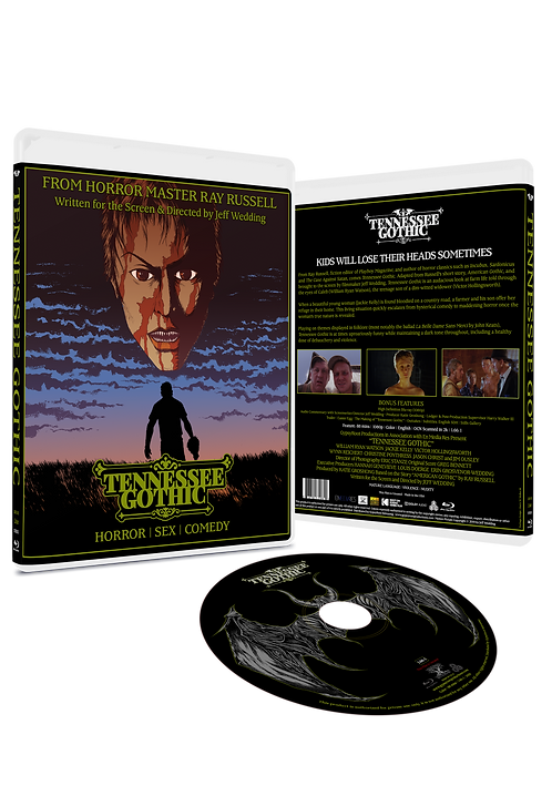 Tennessee Gothic Blu-ray