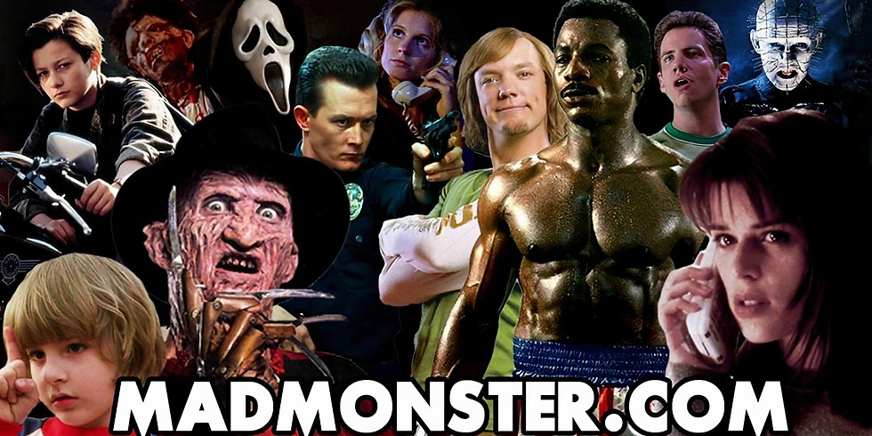 Mad Monster Party 2020