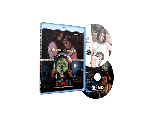 A Measure of the Sin | Blind Blu-ray