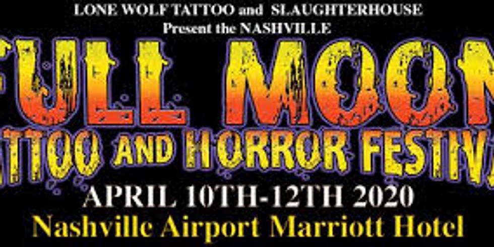 Full Moon Tattoo & Horror Festival