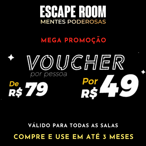 Escape Room Promocional