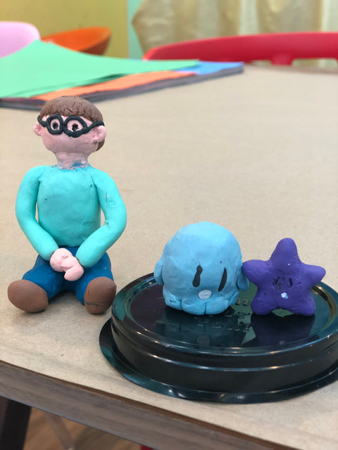 Claymation Camp_Session 2B: 1-4PM, 6/10-6/14