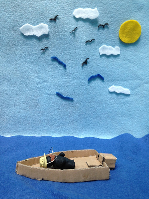 Claymation Camp_Session 8A: 9-12PM, 7/22-7/26