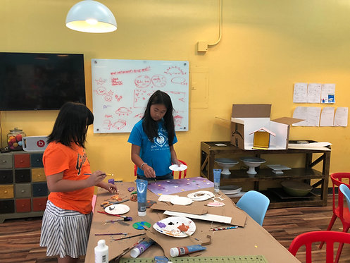 Claymation Camp_Session 3B: 1-4PM, 6/17-6/21