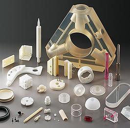 """Keramik und andere Materialien"" - Grinding Solutions"