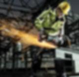 """""""Estruturas de aço e instalações"""" - Grinding Solutions"""
