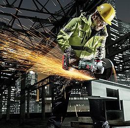 """Stahlkonstruktionen und Installationen"" - Grinding Solutions"