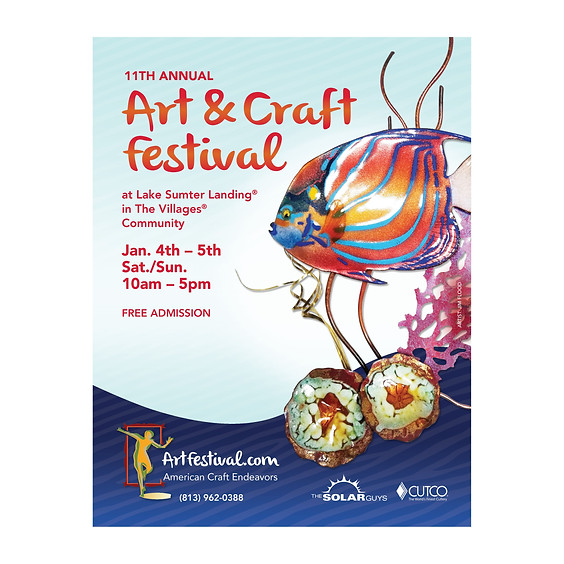 Lake Sumter Art & Craft Festival