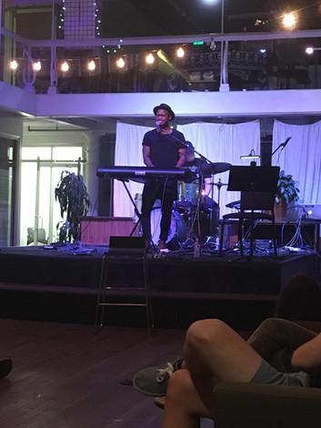 Soul Lounge at Impact Hub