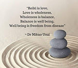 Usui Quote. Reiki is balance is....jpg