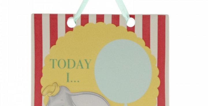 Dumbo Milestone Plaque