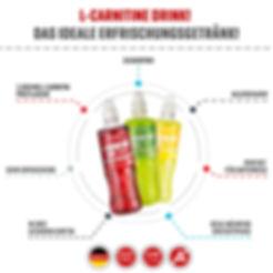 L-Carnitine Drink in Köln