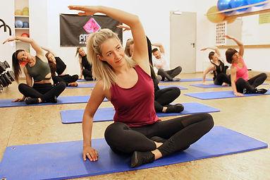 Rücken Fit und Wirbelsäulengymnastik Fit and Fun